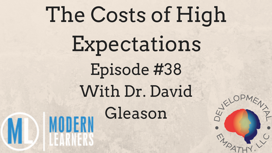 The Costs of High Expectations – Podcast Interview