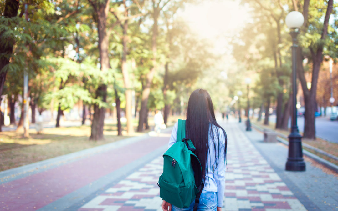 Young Adults' Well-being Suffers As College Days are Far from Care-free
